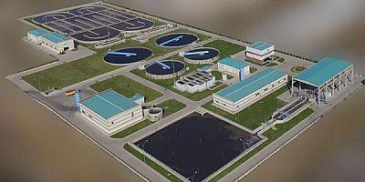 Kars OSB Atık Su Arıtma Tesisi çalışmaları başlıyor