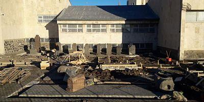 Kars'ta müze onarıma alındı