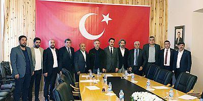 Kars'ta STK'lardan Barış Pınarı Harekatı'na destek
