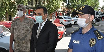 Kars Valisi Türker Öksüz, koronavirüs ölü sayısını açıkladı
