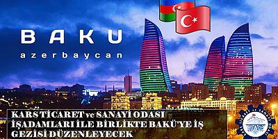 KATSO, Bakü'ye iş gezisi düzenleyecek