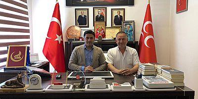 KÖYDES kuruluna, MHP İl Genel Meclis Üyesi Turgay Uluhan seçildi