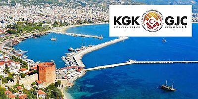 Küresel Gazeteciler Konseyi toplantısı Alanya'da yapılacak