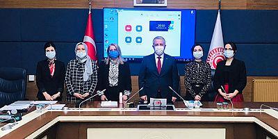 Milletvekili Arslan, AGİT PA toplantısında Türkiye adına konuştu