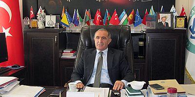 """Rektör Prof.Dr. Hüsnü Kapu: """"Sağlık hizmetlerimiz aralıksız devam ediyor"""""""
