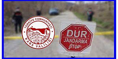 Sarıkamış Karaköse köyü koronavirüs kapsamında karantinaya alındı