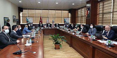 SERKA Yönetim Kurulu Ardahan'da toplandı
