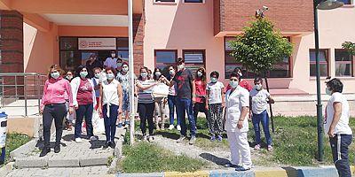 Vali Türker Öksüz'ün talimatıyla Kurban Bayramı ziyaretleri