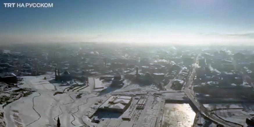 TRTRusya'dan Kars belgeseli