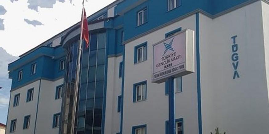 TÜGVA Kars'taki yurdunu adalet çalışanlarının hizmetine sundu
