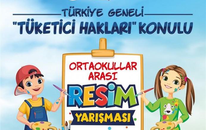 """""""Tüketici Hakları"""" konulu resim ve karikatür yarışması düzenlenecek"""