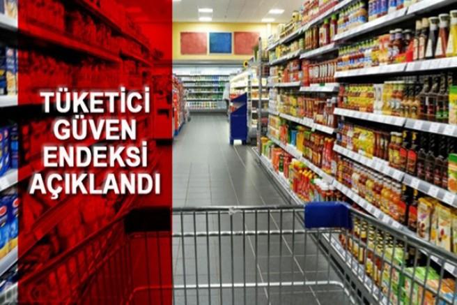 Türkiye'de tüketici güven endeksi 71,9 oldu