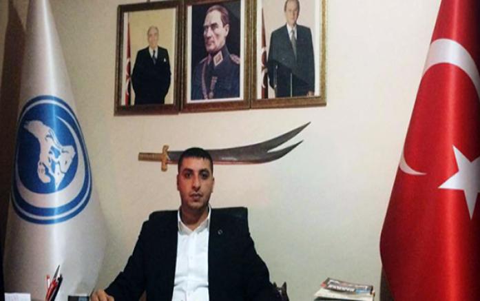 Ülkü Ocakları Kars İl Başkanı Oğuz Güngör'ün Bayram mesajı