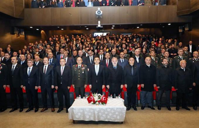 Ulu Önder Gazi Mustafa Kemal Atatürk, Kars'ta anıldı