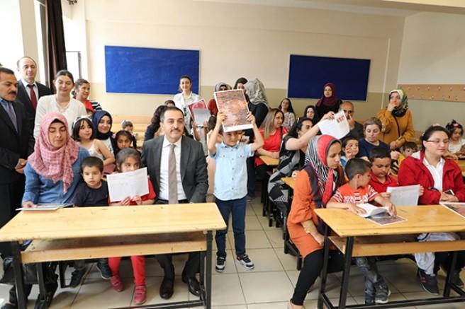 Vali Türker Öksüz'ün 2019-2020 eğitim-öğretim yılı mesajı