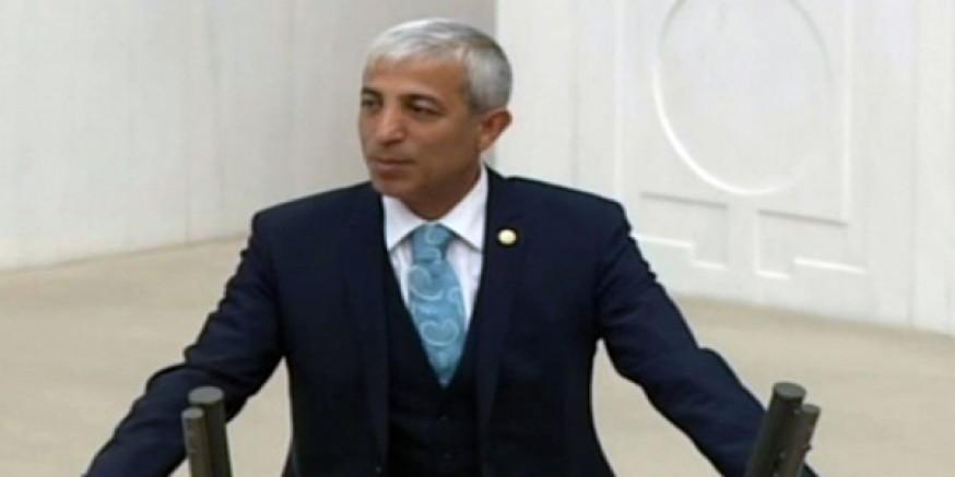 Yunus Kılıç, TBMM Genel Kurulunda AK Parti Grubu adına konuşma yaptı